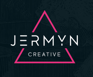 Jermyn logo in black